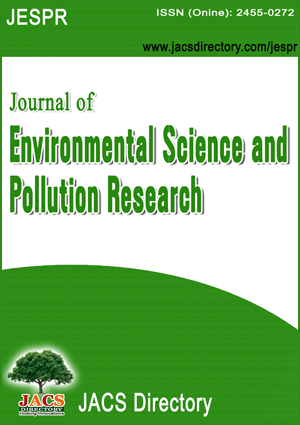Journal of Environmental Science and Pollution Research - JESPR